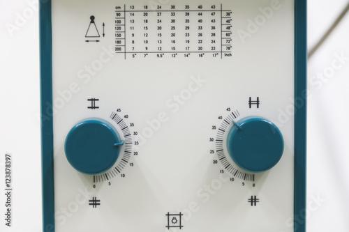 Radiografo / Radiógrafo dental Poster