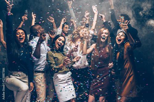 Party fun.  - 123887386