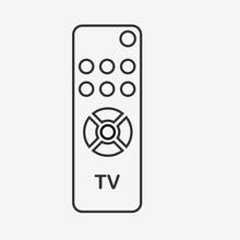 Remote Control - Vector Icon I...