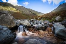 Wasdale Waterfalls Lake District