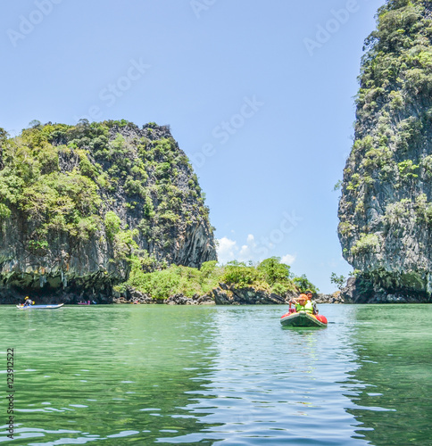 Canvas Prints Guilin Thailand Phi Phi Island