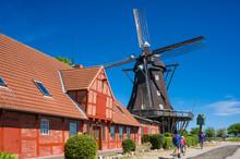 Mühlen Und Landwirtschaftsmuseum In Lemkenhafen