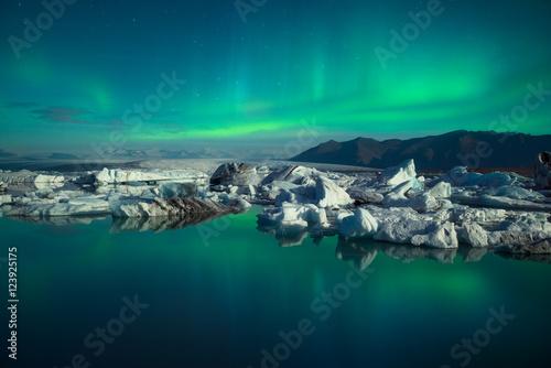 Keuken foto achterwand Bestsellers Aurore boréale, Islande