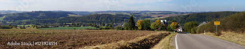 Fotografia  Eifel-Landschaft bei Pronsfeld
