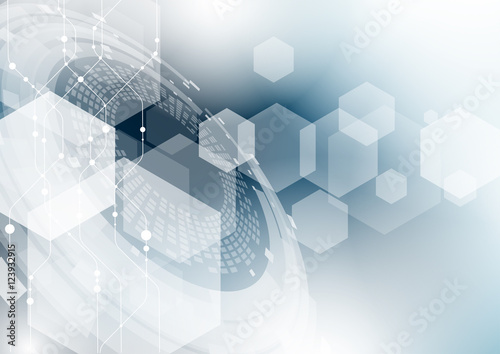 technology background © your123