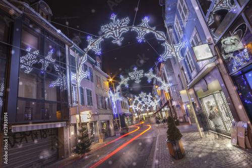 Marché de Noël Montbéliard © Guillaume FREY