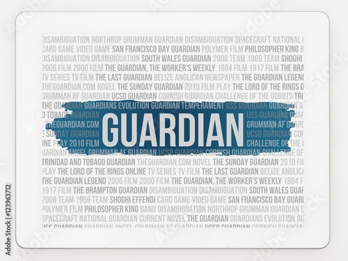 Foto  guardian