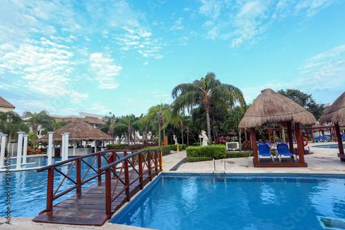 Fotografie, Obraz  Resort