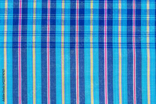 Photo Closeup texture of Fabric, Thai style loincloth