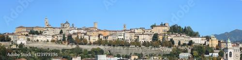 Fotografie, Obraz  Bergamo - Old city (Citta Alta)