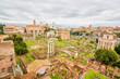 panoramic views to roman forum