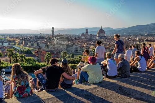 Obraz Florenz - fototapety do salonu