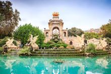 Parc De La Ciutadella, Barcelo...