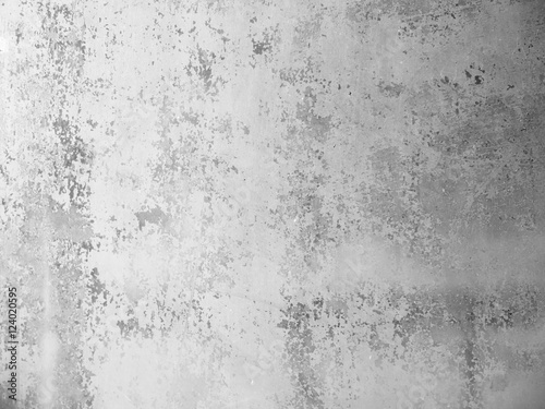 Fototapeta grungy white background glass painted with white paint texture as a retro pattern layout obraz