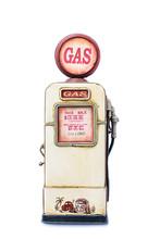 Gas Retro Background