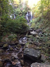 Anna Ruby Falls, Chattahoochee  National Forest
