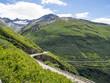 ruta de los tres puertos, Furkapass, Suiza, verano de 2016 OLYMPUS DIGITAL CAMERA