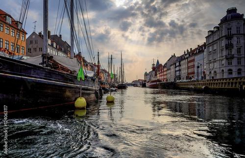 Photo Nyhavn, Copenhagen