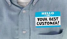 Your Best Customer Hello Name ...