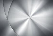 Polished Metal Design Background