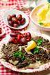 Mediterranean Spiced Fish Fillets