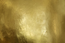 Natural Gold Metal Surface