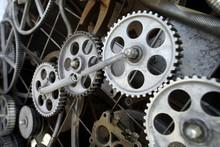 Fantastic Mechanism Of A Steam-engine