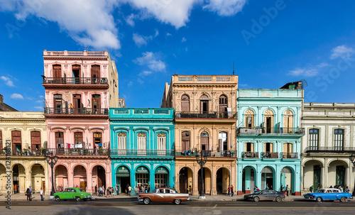La Havana, Cuba Canvas Print