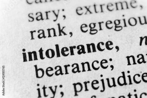 Fotografia, Obraz  Intolerance