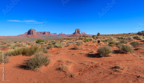 Photo  Monument Valley National Park