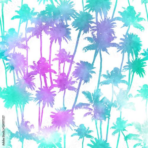 wzor-z-blekitno-fioletowych-palm