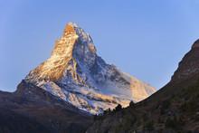 Matterhorn;Valais Switzerland