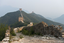 The Great Wall Of China;Beijing China