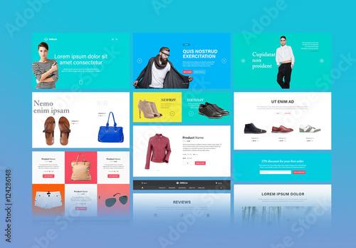 Vanilla Desktop Ui Kit Buy This Stock Template And Explore Similar