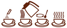 Making Instant Coffee Icons
