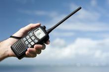Handheld Walkie Talkie Radio