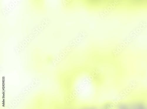 Fototapety, obrazy: yellow blurred background