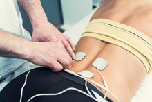 Electrodes In Physical Therapy...