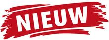 NEU-Label Mit Text In NL