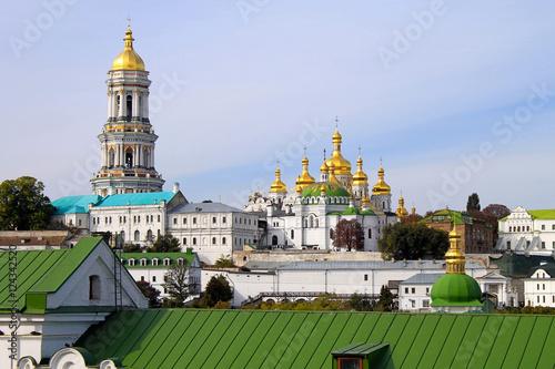 Foto op Plexiglas Kiev Orthodox Monastery - Kiev Pechersk Lavra