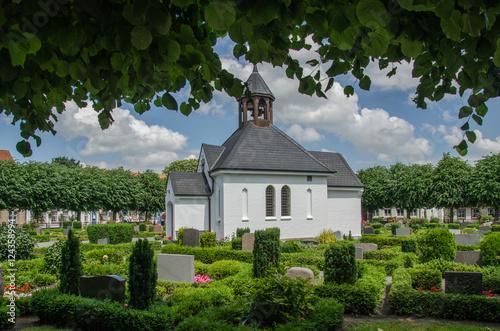 Fotografia, Obraz  Fischerdorf Holm in Schleswig an der Schlei in Schleswig-Holstein