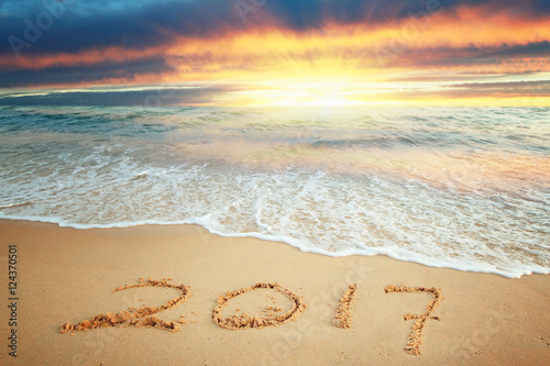 Photographie  New year 2017
