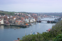 Lower Harbour Of Whitby And Th...