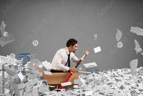 Fotografía  Navigate the bureaucracy