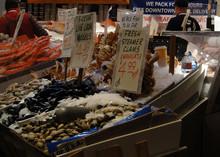 Fish Market - Fresh Seafood On Display