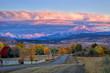 Long's Peak Sunrise on a Fall Morning