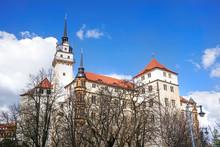 Torgau Schloss Hartenfels Aus Dem 15. Jahrhundert (v K. Pflüger)