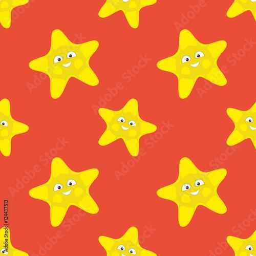 zolte-gwiazdki-na-czerwonym-tle