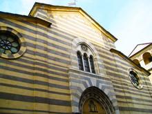 View Of Albenga Cathedral - Albenga, Savona, Liguria, Italy