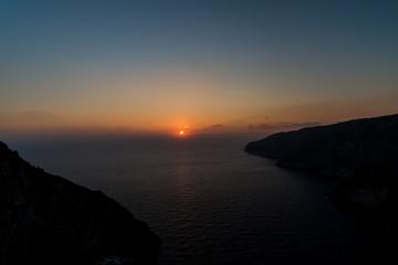 View at zakynthos island